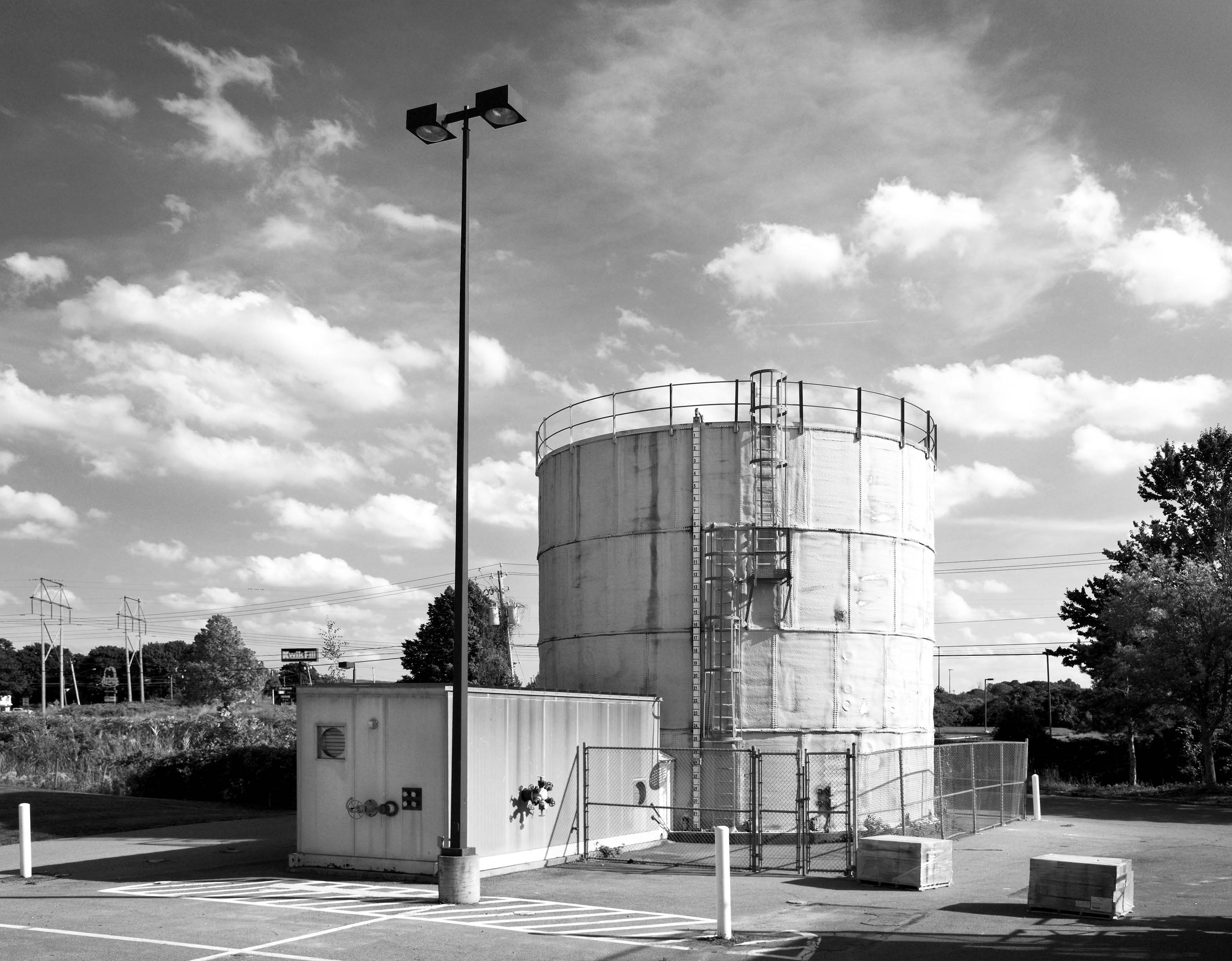 Storage Tank - Fredonia, New York - 2018