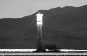 Ivanpah Solar Power Facility - Nipton, California - 2017