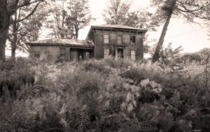Abandoned Home - Chautauqua County, New York - 2010