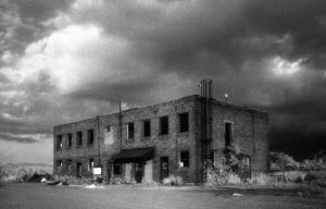 Hanna Furnace office building - Buffalo, New York - 1994