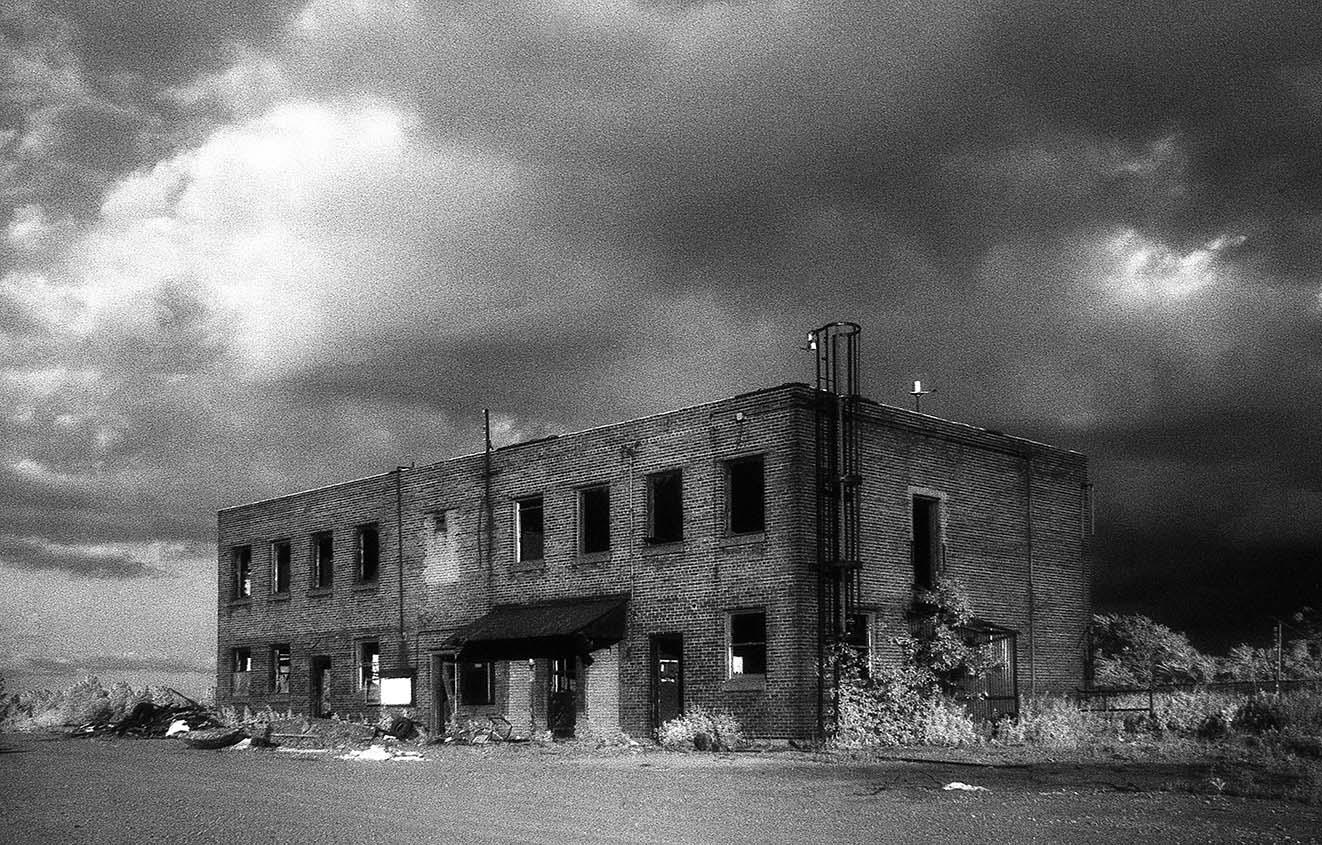 Hanna Furnace office building - Buffalo, New York - 1994