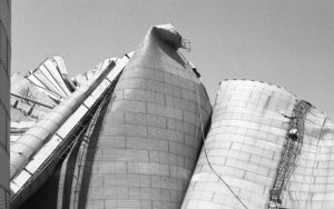 Collapsed Elevator - Geneva, New York - 1995