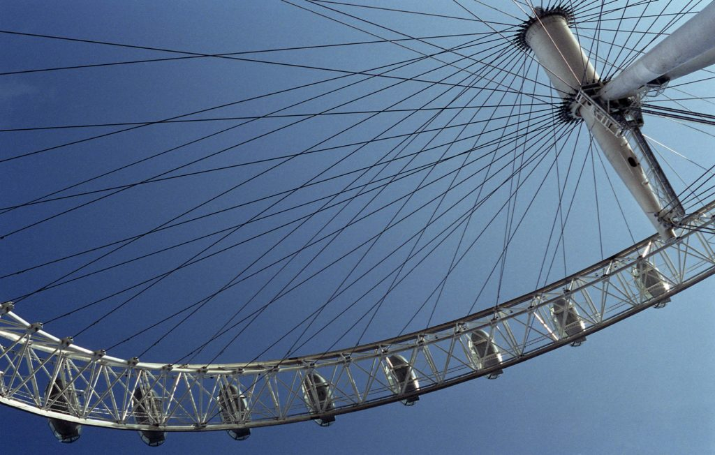 The Eye - London, England - 2000