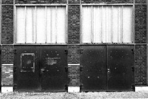 Kokerei Zollverein exterior - Essen, Germany - 2001