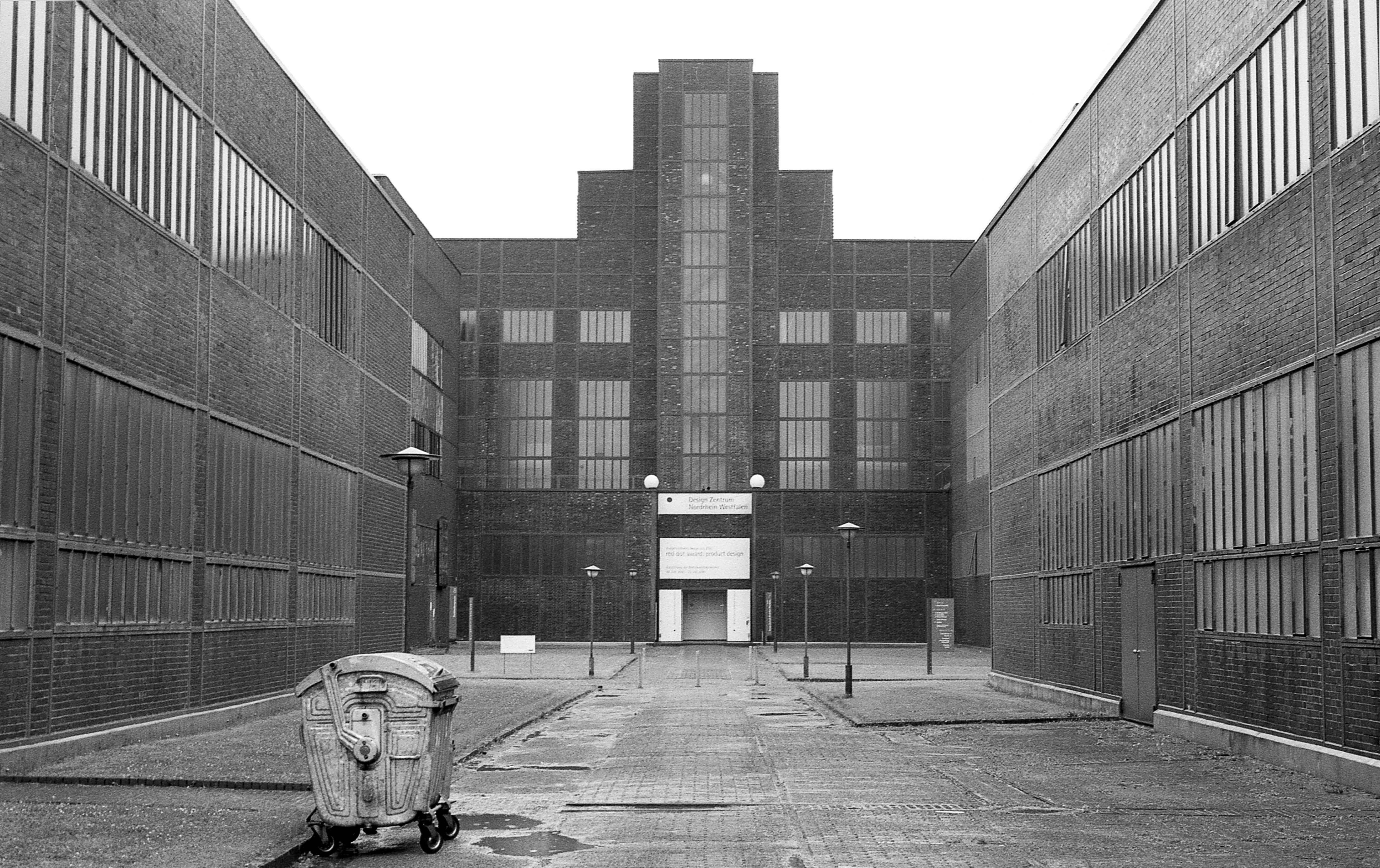 Zollverein Design Zentrum - Essen, Germany - 2001