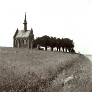 Serre Road Memorial Chapel - Somme, France - 2001
