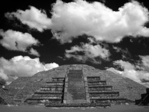 Pyramid of the Moon - Teotihuacan, Mexico - 2008