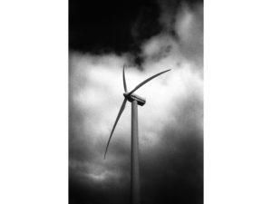 Windmill - Wethersfield, New York - 2005 Ilford SFX film