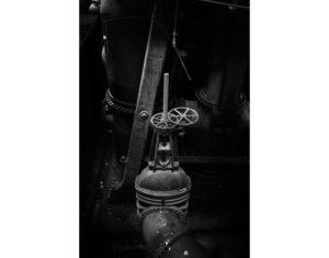 Valve - Colonel Ward Pumping Station - Buffalo, New York - 2012